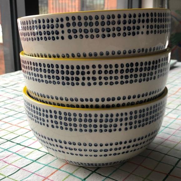 Threshold bowls (buy individually or the set)